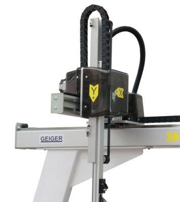 Geiger Linear Beam robot