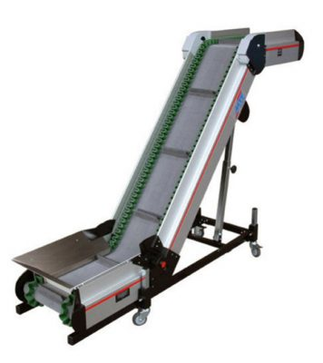 Conveyor belt machines