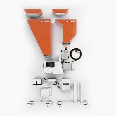 Wanner C's Series granulator