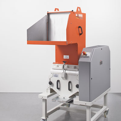 D Series granulator