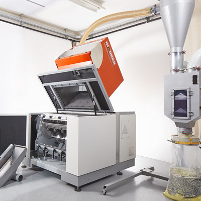E Series Granulator
