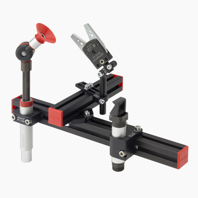 Modular Clamping system for end arm tooling