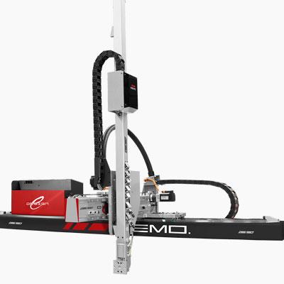 Wemo E Design Linear Beam Robot